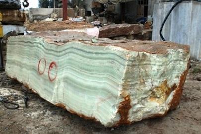 سنگ مرمر رنگی