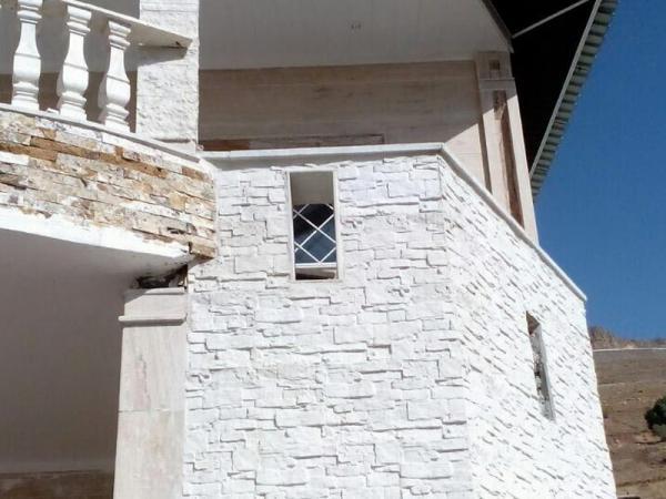 سنگ مصنوعی نمای بیرون ساختمان